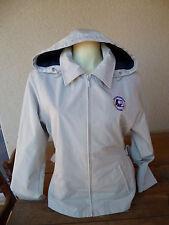 Port Authority Bob Hope Chrysler Classic Ladies Golf Jacket Button-off Hood  L