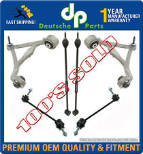 LINCOLN LS REAR Control Arm Ball Joint Joints SWAY BAR LINK TORQUE TIE ROD SET 6