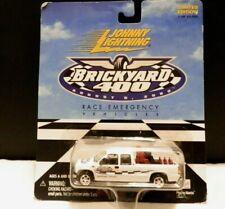 Johnny Lightning Brickyard 400 2000 Chevy Silverado Race Emergency Vehicles
