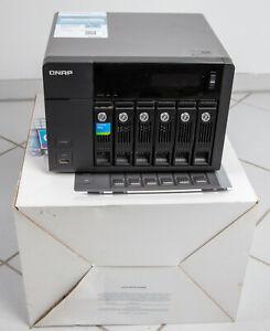 QNAP TS-670 Pro / Ultra / Ultimate (i7 & 16 GB Ram)  20TB Seagate Festplatten