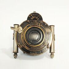 Kodak Automatic Shutter + Lens - May 7 1907 (for Kodak No. 4 Folding Camera?)