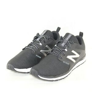 NEW BALANCE 577 women's athletic shoes size 9 M black leather & fabric upper NEW