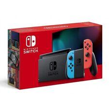 Nintendo Switch Konsole neon rot/neon blau Spielkonsole Gaming Konsole 32 GB WOW