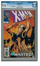 X-Man #34 (1998) Marvel Comics CGC 9.8 White Pages ZZ258