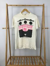 Mudhoney VTG 1989 Punk Sonic Youth Sub Pop Grunge Distressed T-Shirt Size L USA