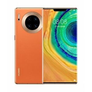 "Huawei Mate 30 Pro Factory Unlocked 6.5"" Full HD 8GB RAM 256GB ROM 5G - Orange"