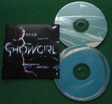Kylie Minogue - Kylie Showgirl Homecoming Live inc Spinning Around + CD x 2