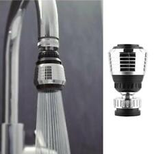 360° Rotate Swivel Water Saving Tap Faucet Nozzle Torneira Water Filter Adapter