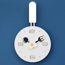 Large Wall Clock Modern Design Kitchen Clocks Wooden Wall Watch Home Decor