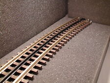 O-SCALE ATLAS #6062 072 FULL CURVED TRACK WITH SIMULATED WOOD TIES 3 RAIL 1 PCS