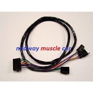 auto trans console extension wiring harness 69 70 71 72 Chevy Chevelle Malibu