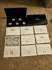 1994 Australia The Explorers Masterpieces in Silver 5 Proof Coin Set 5oz Total