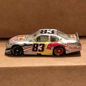 2011 Brian Vickers 1/64 Scale #83 Toyota Red Bull - Loose