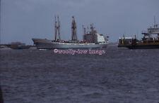 SLAC1777 - Turkish Cargo Ship - Mugla , built 1958 - Colour Slide