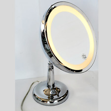 Rucci M884 5x Magnification Gooseneck Lighted Mirror
