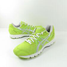 Asics Rush 33 Womens Size 8 Neon Yellow White Running Training Shoes T1H7Q