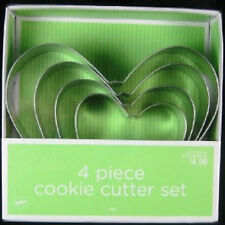 Butterfly Cookie Cutter Set 4 pc - NEW
