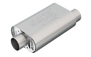 Borla 400844 Offset Center CrateMuffler for Chevrolet Small Block 350/383/406 V8