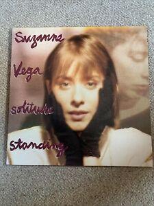 Suzanne Vega. Solitude Standing. Vinyl LP. 1987.