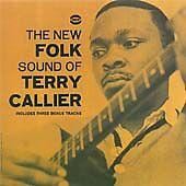 Terry Callier - The New Folk Sound Of (CDBGPM 156)