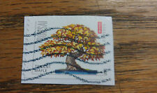 """Stamp, USA, BONSAI, TRIDENT MAPLE, 2012, FOREVER, 1-1/4"""" X 1"""""""