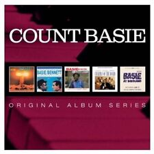 Count Basie - Original Album Series 5 CD Set 2014 Warner