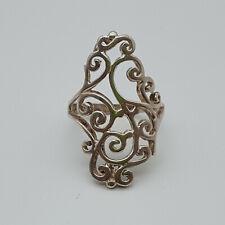 Designer 925 Silber Ring - Gross 04.02.20