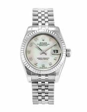 Rolex Datejust Adult Round Wristwatches