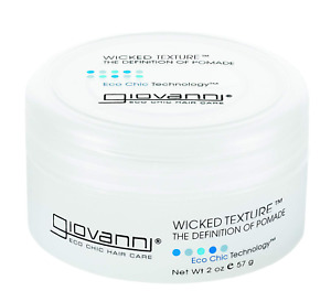 GIOVANNI Wicked Texture The Definition Of Pomade oz. Adds Separation to Shape Sm