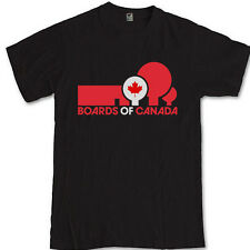 BOARDS OF CANADA T-SHIRT S M L XL 2XL 3XL BOC electronic music trip hopTEE