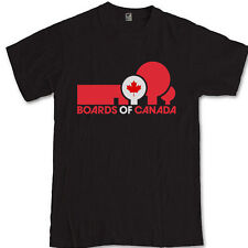 BOARDS OF CANADA T-SHIRT S M L XL 2XL 3XL BOC electronic music trip hop TEE