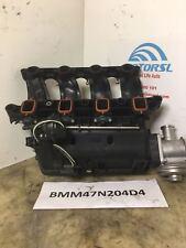 COLECTOR DE ADMISIÓN CON EGR MOTOR BMW M47N204D 7787318 INTAKE MANIFOLD WITH EGR