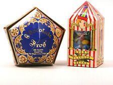 Wizarding Harry Potter Honeydukes Chocolate Frog & Bertie Botts Candy Set SEALED