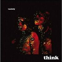 THINK-VARIETY-JAPAN MINI LP SHM-CD BONUS TRACK H25