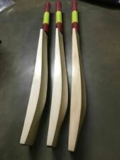 English Willow Cricket Bat Big 40-44 mm Edges Custom Made Bat Thick Edge Bat