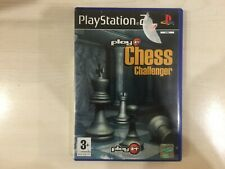 Play it Chess Challenger (ps2) Sony Playstation 2 Game UK PAL gebraucht