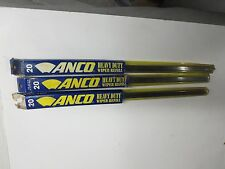 "ANCO 53-20 HEAVY DUTY 20"" WIPER REFILL  3 PACKAGE"