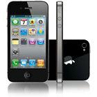 Apple iPhone 4S 16GB Color Negro Blanco Desbloqueado Smartphone