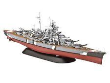 Revell 05098 Schlachtschiff Bismarck 1:700 Schiff Boot Kreuzer Marine Modell