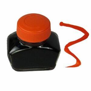 5280 Orange Crush Fountain Pen Ink Bottle - 30ml