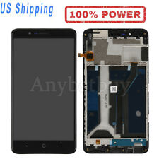 """Replacement LCD Screen Touch Digitizer +Frame For ZTE Blade Z Max Z982 6.0"""" NEW"""