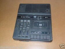 Geracord GC6020 Portable DDR Kasetten Tonband Gerät RFT