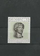 San Marino 1975 15th exhibition of the stamp Europe in Naples MNH