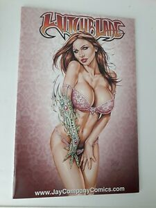 Witchblade #81 SDCC Jay Co Variant Limited To 250 1995 TOP COW