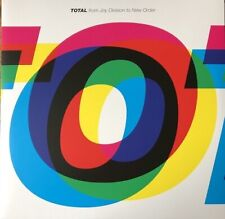 New Order Total: From Joy Division To New Order vinyl 2 LP NEW/SEALED