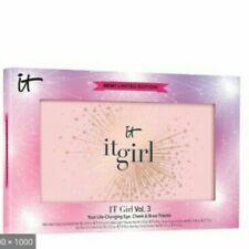 It Cosmetics Vol. 3 Eye shadow palette limited edition