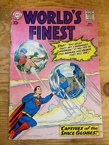 World's Finest #114 Batman and Superman