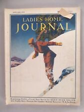 Ladies' Home Journal - January, 1931 ~~ Maxfield Parrish cover