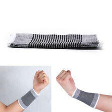 1PC Wrist Support Sweat Band Sweatband Wristband Basketball Tennis Gym YogaV#a