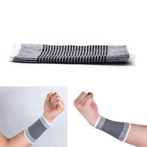 1PC Wrist Support Sweat Band Sweatband Wristband Basketball Tennis Gym YogaB.ZY